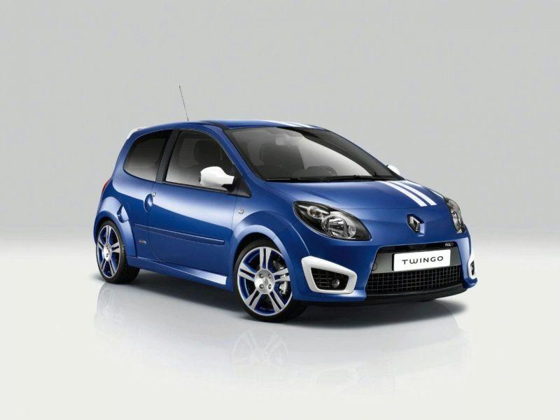 """Renault Twingo Gordini Renaultsport"" tik atrodys sportiškai"