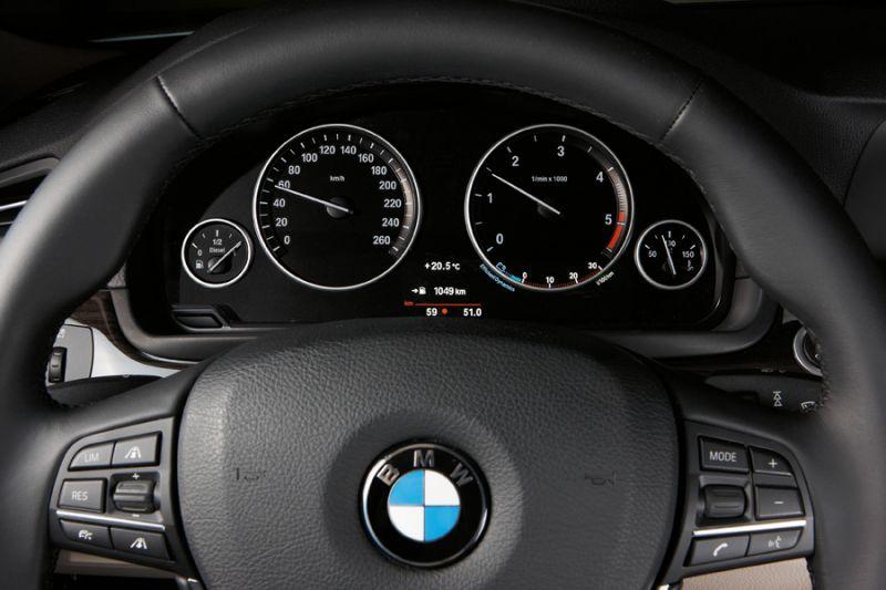 Naujasis BMW 5 – sužibo ryški bavarų žvaigždė
