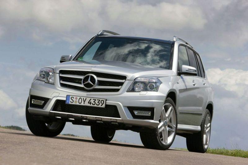"""""""Mercedes-Benz GLK"""" sulaukė ekonomiškų versijų"""