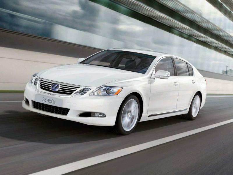 """""""Lexus GS 450h"""" sulaukė įdomių atnaujinimų"""