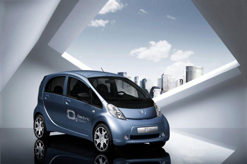 """Peugeot iOn EV"" – prancūzų atsakas konkurentams"