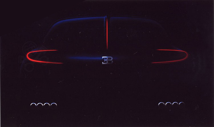"""Bugatti Bordeaux"" - naujas prancūzų stebuklas?"