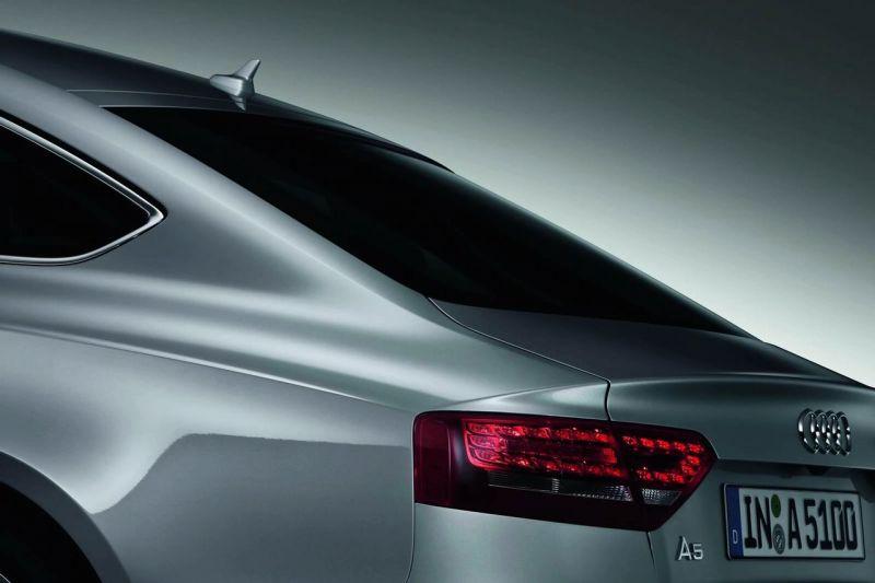 """""""Audi A5 Sportback"""" hečbekas – pirmosios užuominos"""