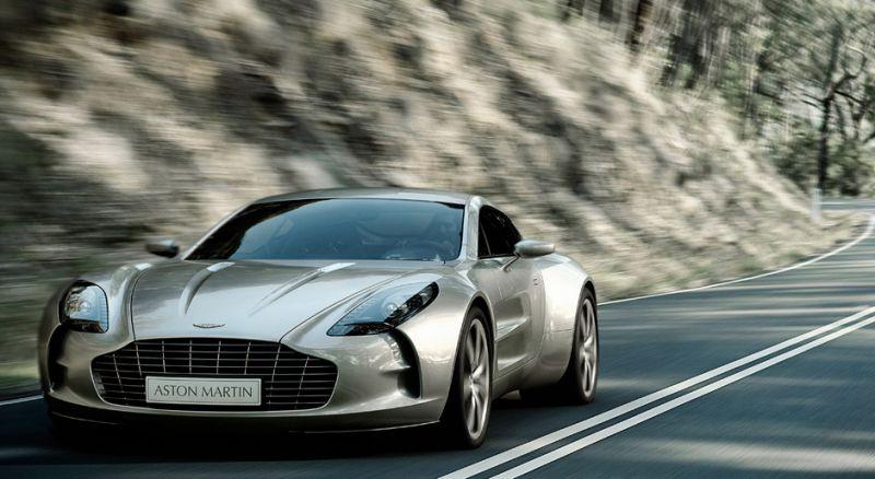 """""""Aston Martin one-77"""" premjera – šį savaitgalį"""