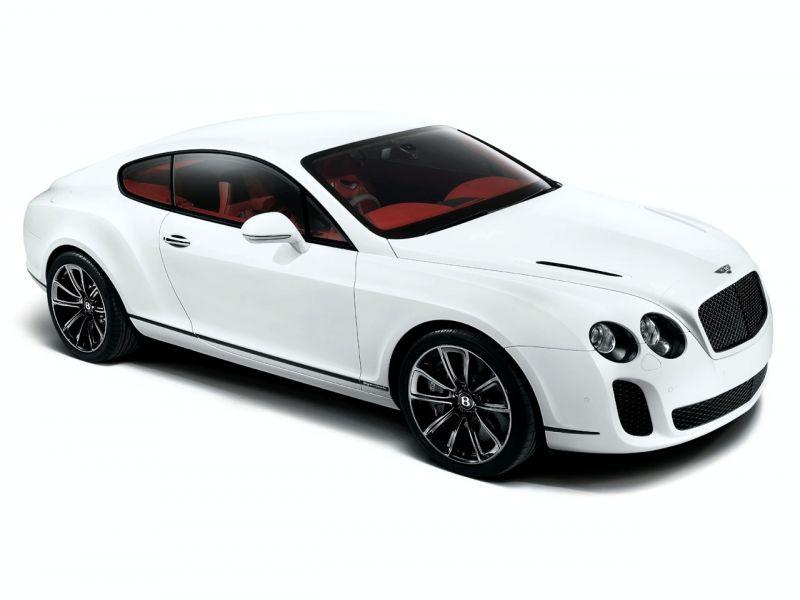 """Bentley Continental Supersports"" – prabangus galiūnas"
