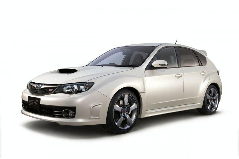 """""""Subaru Impreza WRX STI: A-Line"""" – dar tobulesnis"""