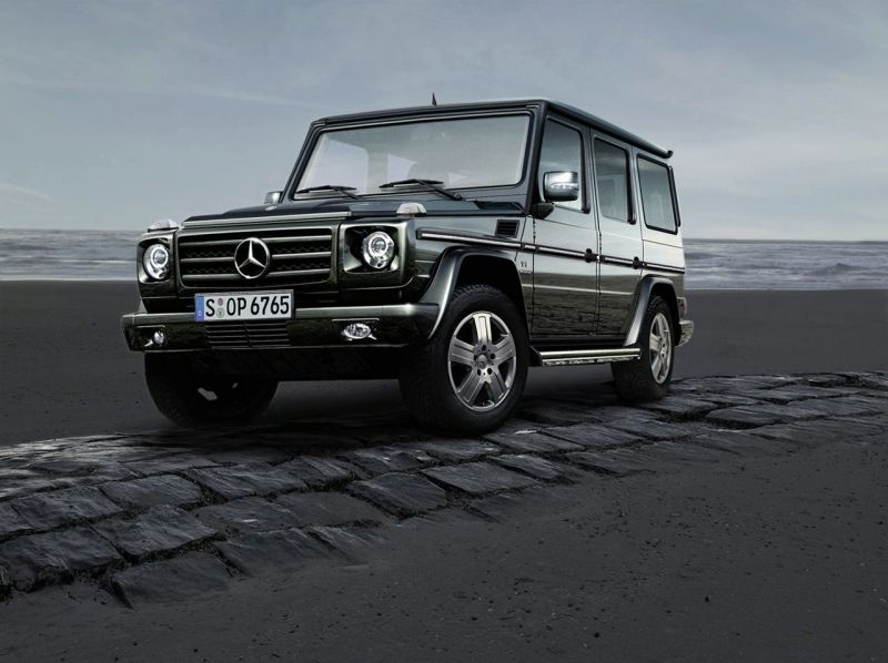 """""""Mercedes-Benz G"""" švenčia 30 metų jubiliejų"""