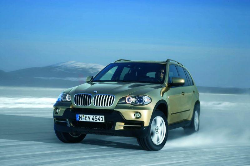 BMW X5 gaminamas jau 10 metų