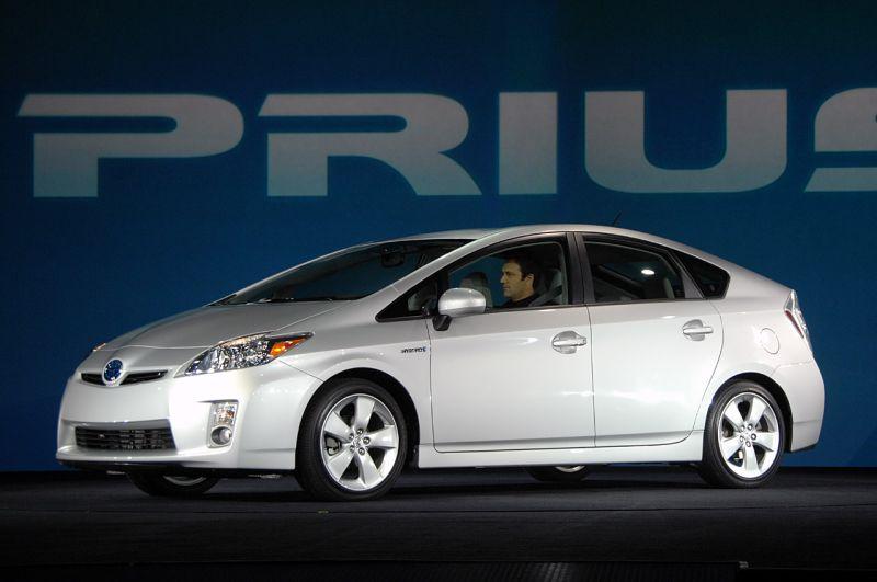 """Pristatytas dar tobulesnis naujasis """"Toyota Prius"""""""
