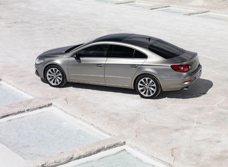 "Jungtinėje Karalystėje paskelbtos ""Volkswagen Passat CC"" kainos"