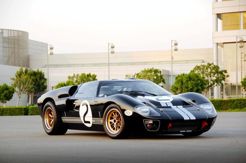 """Išleista Caroll Shelby jubiliejui paminėti skirta """"Shelby MKII GT40"""""""
