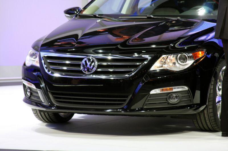 """Pagrindinė """"Volkswagen Passat CC"""" rinka – JAV"""