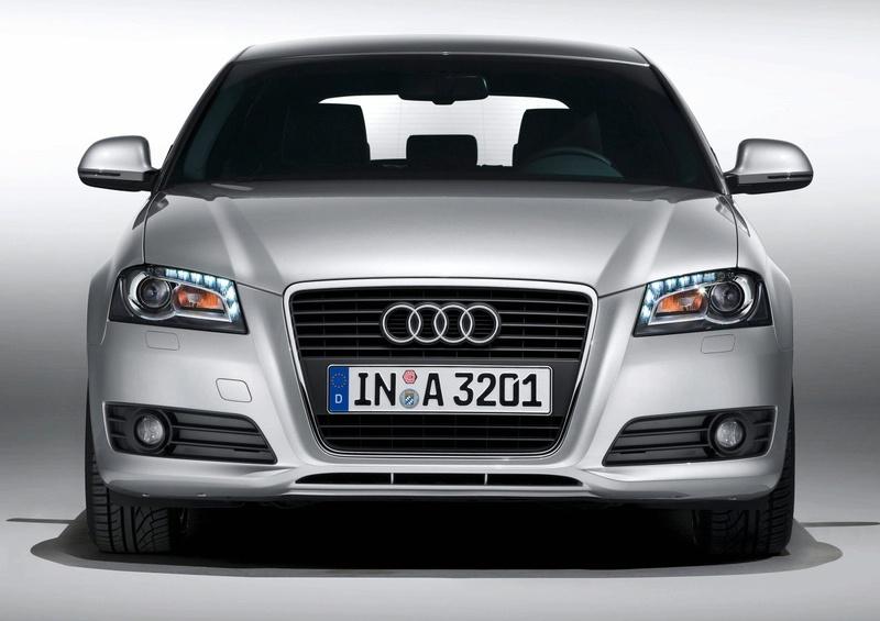 """Atnaujintas """"Audi A3"""""""