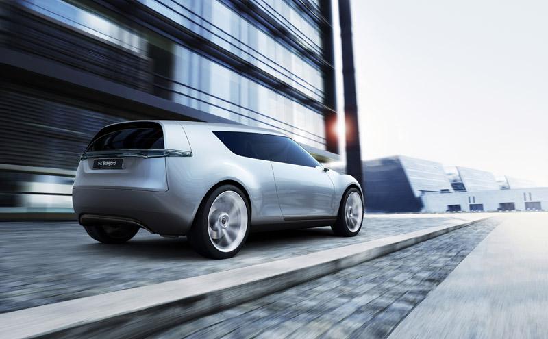 """Ženeva 2008: koncepcinis """"Saab 9-X BioHybrid"""""""