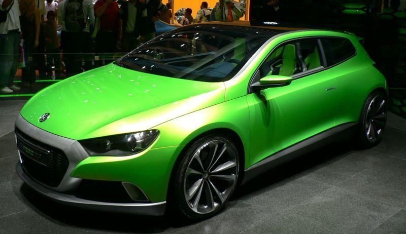 """""""Volkswagen Scirocco"""" pristatymas – Ženevoje"""