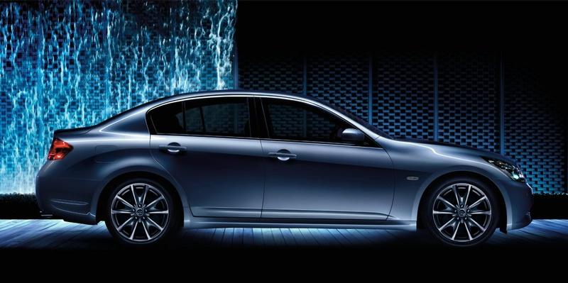 """Infiniti G37"" kels nerimą BMW ir ""Lexus"""