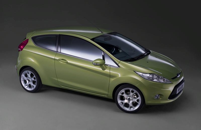 """Ženevoje bus pristatyta naujoji """"Ford Fiesta"""""""