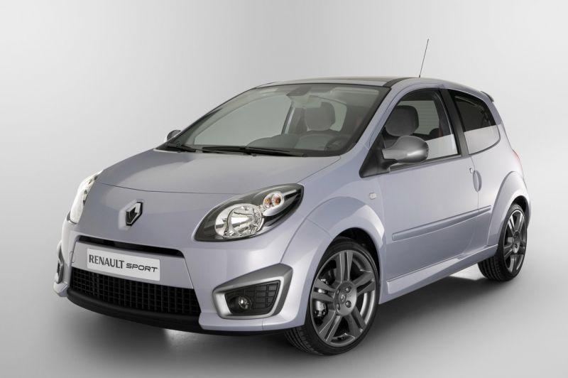 """Twingo Renault Sport"" - agresyvus mažylis"