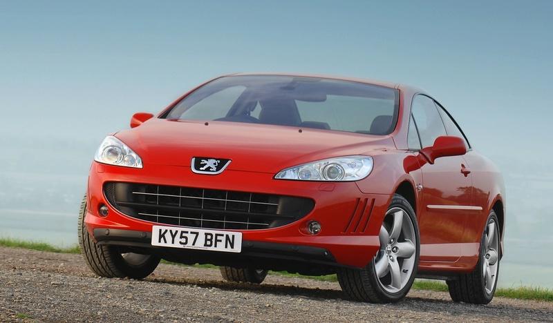 """""""Peugeot"""" gamintojai sukūrė specialią """"407 Coupe"""" versiją – """"Bellagio"""""""