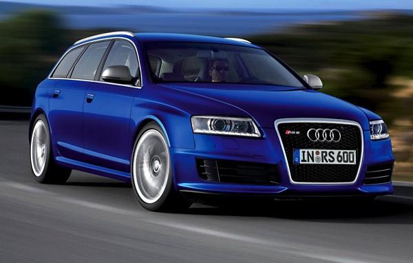 """""""Audi RS 6 Avant"""" – sportinis charakteris ir solidi išvaizda"""