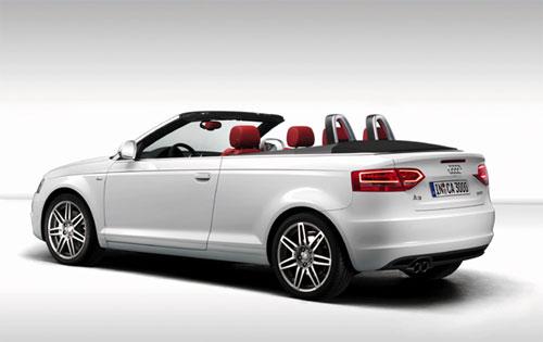 """""""Audi A3"""" bus galima įsigyti ir kabrioleto kėbulu"""