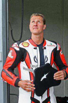 AOP nuotr./Michaelis Schumacheris