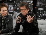 AFP/Scanpix nuotr./Laurie Anderson ir Lou Reedas