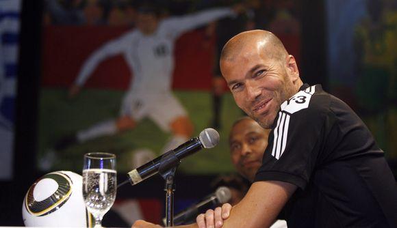Z.Zidane'as