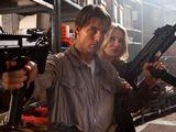 """""""Forum Cinemas"""" nuotr./Cameron Diaz ir Tomas Cruise'as"""