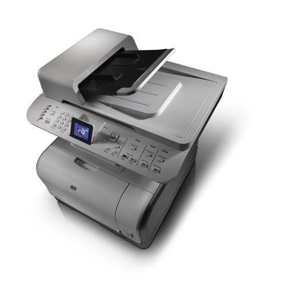 """HP nuotr./HP daugiafunkcinis spalvotas lazerinis spausdintuvas """"HP Color LaserJet CM 3530""""."""