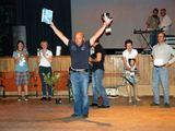 Organizatorių nuotr./II vietos nugalėtojas pilotas Žydrūnas Kazlauskas