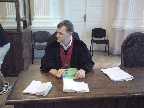 Prokuroras M.Dūda E.Kusaitės byloje