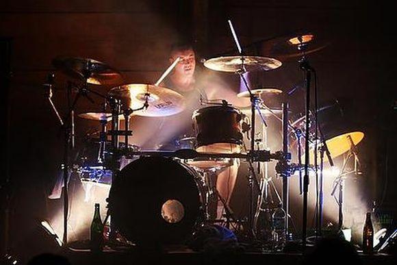 """Nazareth"" koncertuos Klaipėdoje."