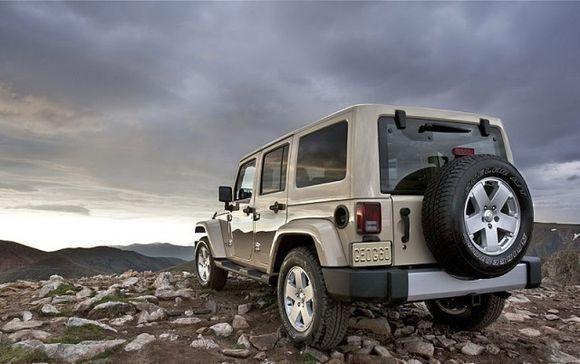 """""""Jeep Wrangler"""""""