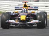 """""""Red Bull Racing"""" nuotr./Davidas Coulthardas 2005 metų čempionate"""