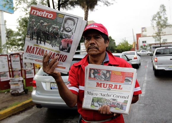 Scanpix nuotr./Kraujuojanti Meksikos žaizda: narkotikai ir smurtas