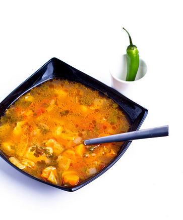 Shutterstock nuotr./Karolis Sakalauskas: nė dienos neištveriu be sriubos, ypač mėgstu džiovintų baravykų.