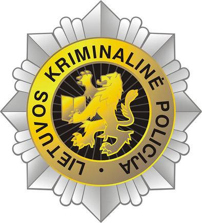 Policijos nuotr./Kriminalinė policija