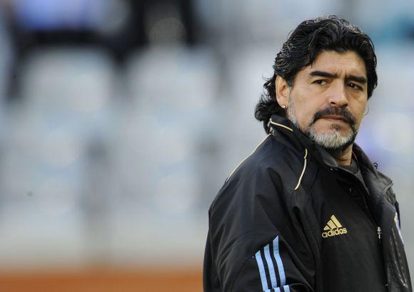 D.Maradona