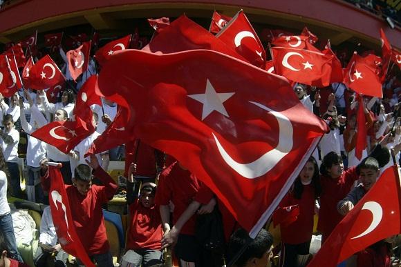 Scanpix nuotr./Turkijos vėliava