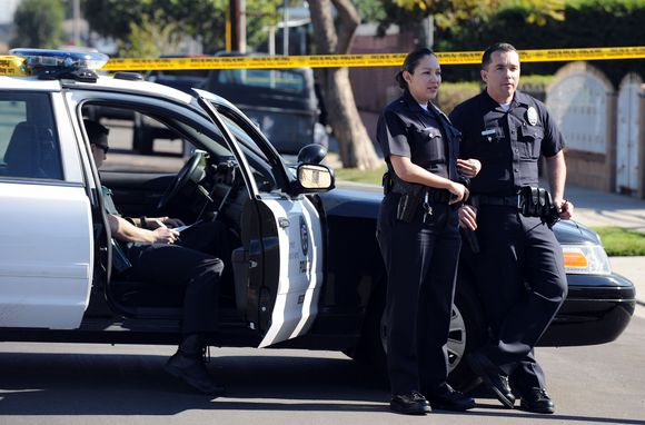 Kalifornijos policija