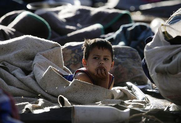 Scanpix nuotr./Pasaulį kamuojantis skurdas