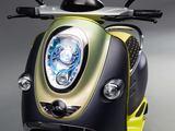 "Gamintojo nuotr./""MINI Scooter E Concept"" – pirmasis MINI motoroleris"