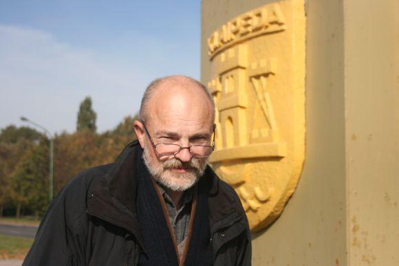K.Mickevičius prieš porą dešimtmečių ryžęsis atkurti Klaipėdos herbą susidūrė su problema – labai trūko informacijos.