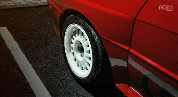 VAZZ nuotr./Sena, bet pikta  Audi URQuattro