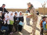 A.Januškevičiaus nuotr./Civilių ir karių bendradarbiavimo specialistai misijoje Afganistane (2010 m.)