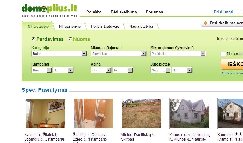 Domoplius.lt