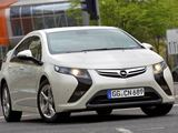 "Gamintojo nuotr./""Opel Ampera"""