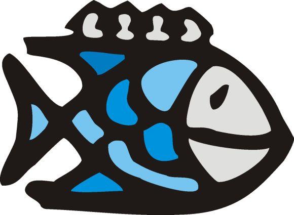 Šilutės krašto ženkle pavaizduota žuvis, kuri mena Šilutės istoriją - šis miestas nuo seno garsėjo žuvų turgumis.