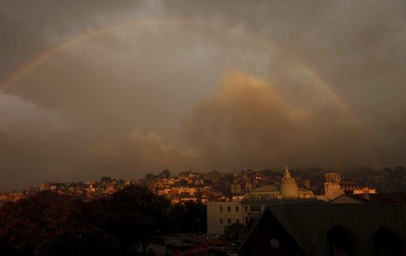 Reuters/Scanpix nuotr./Antananaryvas, Madagaskaras
